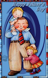 Mary Engelbreit - Happy Father's Day