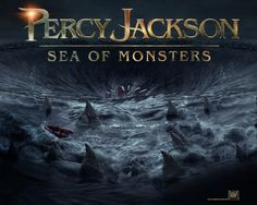 Percy Jackson: Sea of Monsters, by Rick Riodan. I've read the first one; can this be as good?