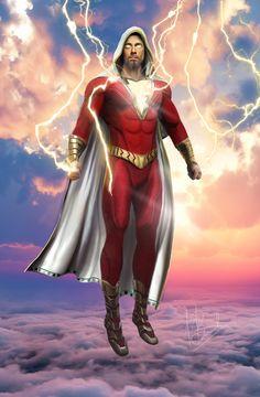 Dc Comics Superheroes, Dc Comics Characters, Dc Comics Art, Superman Art, Superman Family, Captain Marvel Shazam, Marvel Dc, Dc Rebirth, Comics Universe