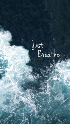 Atmen Sie einfach – Just breathe – – – breathe Inspirational Wallpapers, Cute Wallpapers, Wallpaper Backgrounds, Iphone Wallpapers, Quotes Inspirational, Iphone Wallpaper Quotes, Interesting Wallpapers, Amazing Backgrounds, Backgrounds For Your Phone