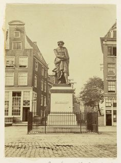 Holland, Van Gogh Museum, I Amsterdam, Dutch Painters, Rembrandt, Old Pictures, 17th Century, Netherlands, The Past