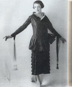 Paul Poiret 1920's