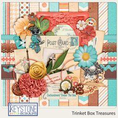 Trinketbox Treasures: Kit | Keystone Scraps