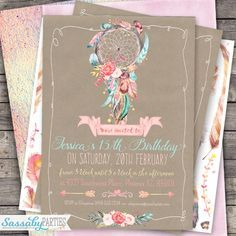 Boho Chic Party Invitation One of the permanent installations in the collection of Humble Masterpieces at the Museum of Modern Art in New York, this DIY gamer kit from London-based company Technology Will Save Us is equal parts gadget and design classic. Birthday Invitation Templates, Birthday Party Invitations, Shower Invitations, Personalised Party Invitations, Lila Party, Diy Kit, 13th Birthday Parties, Birthday Ideas, Boho Baby Shower