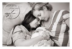 The birth story of a baby girl, born through a surrogate for a couple that deeply desired a baby.  Photography by Images from Amy.