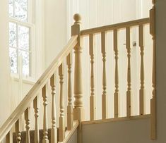 Outstanding Wooden Staircases From The UK's Staircase Manufacturer. Design & Order Your Custom Timber Staircase Using Our Online Builder Tool Wood Stair Treads, Timber Staircase, Hardwood Stairs, Wooden Staircases, Hardwood Floors, Stair Builder, Staircase Manufacturers, Newel Posts, Flooring Store