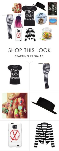 """""""'Cause I Can!"""" by huebleki ❤ liked on Polyvore featuring River Island and Dot & Bo"""
