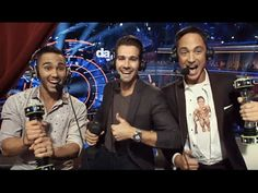 James Maslow and Carlos PenaVega on DWTS All Access - YouTube OH MY GOD OH MY GOD OH MY GOD!!!!!