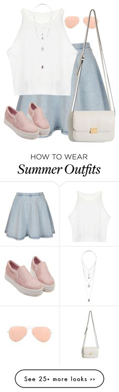 """Taurus Summer Outfit"" by cottxncandy on Polyvore"