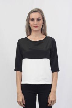 Camisa Bicolor - Uniforme profissional BH