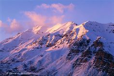 Mt Timpanogos near Heber City Utah. Go to the top of the mountain and ponder. Or go to connectedeventsmatter.com and ponder