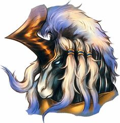 View an image titled 'Ixion Art' in our Final Fantasy X art gallery featuring official character designs, concept art, and promo pictures. Final Fantasy 3, Final Fantasy Artwork, Final Fantasy Characters, Fantasy Series, Fantasy Drawings, Character Art, Character Design, Fantasy Cross Stitch, Art Pictures