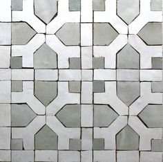 28630 Andalus White on White | Bespoke Tile & Stone