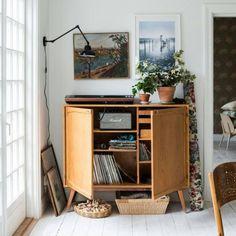 Mobiliário antigo, um charme na decoração. ❤ #blogarqteturas...