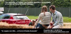 Alfa Romeo, Driving Courses, Couple Photos, Couples, Couple Shots, Couple Photography, Couple, Couple Pictures
