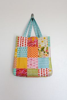 Beach Bag by Jeni Baker, via Flickr