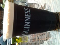 Gna start drinking Guinness in honor of my dad :) Red Wine Drinks, Little White, Black And White, St Patricks Day, Saint Patricks, Better Half, Jack Black, Color Of Life, Shades Of Black