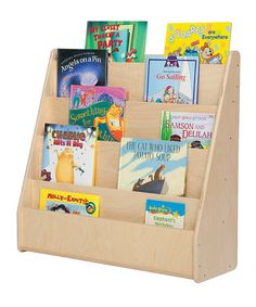 Another great find on #zulily! Contender Tiered Bookcase #zulilyfinds