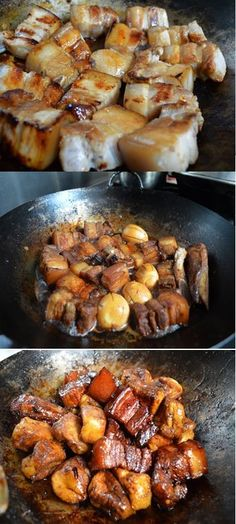 Red Cooked Pork Hong Shao Rou, my Grandma's Version