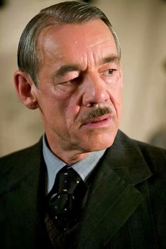 R. I. P. Roger Lloyd - Pack  1/16/14 Barty Crouch Sr in Harry Potter and the Goblet of Fire