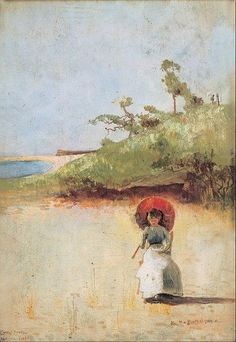 aa8e39839ae5 Exceptional art prints of All on a Summer s Day by Charles Conder.