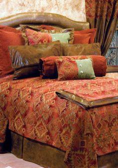 Southwest bedding