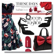"""""""quens of fashion"""" by fashion-pol ❤ liked on Polyvore featuring Inglot, Chanel and vintage"""