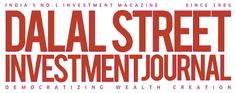 Dalal Street Investment Journal Conferred as the 'Best Equity Research Company in India' in 'Wealth & Money Management Awards 2015'