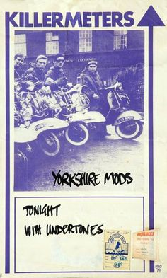 THE GREAT MOD REVIVAL BANDS 1978-1987