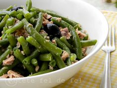 Yami Yami, Green Beans, Deserts, Fish, Vegan, Vegetables, Kitchen, Drinks, Diet