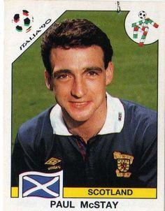 Paul McStay - Scotland