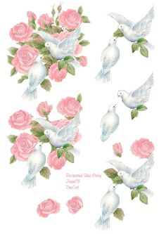 Photo: This Photo was uploaded by Leesacards. Find other pictures and photos or upload your own with Photobuck. D Flowers, Paper Flowers, Printable Stickers, Planner Stickers, 3 D, Image 3d, Homemade Stickers, 3d Sheets, Diy Gift Box