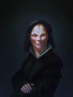 Countess, Marin Olah