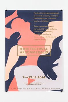 Visual identity of the art festival.