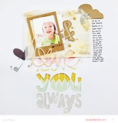 Love You Always (Main Kit Only) by Lilinfang at @Studio_Calico - gold mist on vellum #SCsugarrush