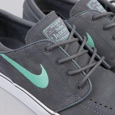 Nike SB Stefan Janoski Dark Grey / Medium Mint