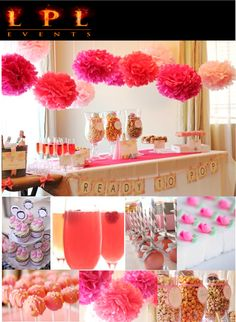 If you looking for a beautiful & elegant baby shower then The Ready To Pop theme is an absolute must. This will be a shower to remember