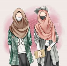 I love hijab . Beautiful Muslim Women, Beautiful Hijab, Hijabi Girl, Girl Hijab, Muslim Girls, Muslim Couples, Hijab Drawing, Hijab Fashion, Fashion Outfits