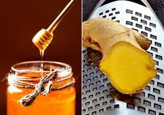 A gyömbérben lévő hasznos illóolajak - a gingerol és a shogaol - vérkeringést serkentő, gyulladáscsökkentő hatású vegyületek. Ha 2 deciliter forró vízzel öntöd le, akkor is jótékony hatású a gyömbér, de érdemes kipróbálnod úgy is, hogy belekevered pár evőkanál - baktériumölő vegyületeket is tartalmazó - mézbe. Honey, Food, Essen, Meals, Yemek, Eten