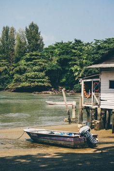 Singapour, Pulau Ubin et ses serres - Vie de Miettes