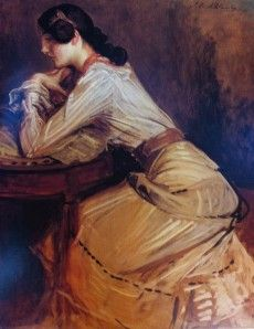 Desiree Jacques Emile Blanche