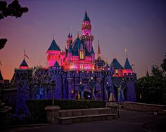 Disneyland - Anaheim, CA (And All Other Versions - Tokyo, Paris, Hong Kong & Shanghai)