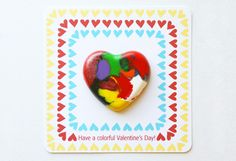 Page 9 - 20 Homemade Valentine's Day Cards for Kids I DIY Valentine Ideas for Kids - ParentMap