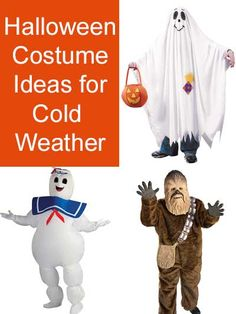 Halloween Costumes Ideas for Cold Weather - Midwest States