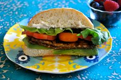 Vegan BLT i need to try this.