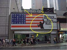 Bombing Science: Graffiti Blog - Billboard Liberation Front