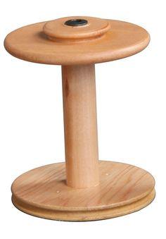 Zweifädiger Antrieb: gleitender Spinnflügel / Sliding Spule  #ashford #spinning #wheel #eSpinner