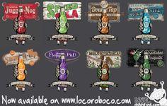 All Zombie Perks   Loco Robo Co.: Call of Duty: Zombie's Perk-A-Cola's