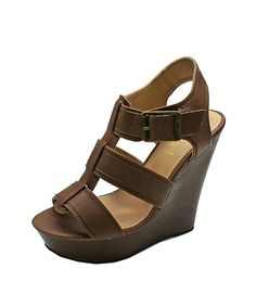 Check out this site for adorable and affordable spring fashion! Steve Madden Inspired Wedges