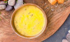 Sauces for steak: peppercorn (deglaze shallots w/brandy, add crushed peppercorns and cream); Béarnaise sauce (egg yolks, butter, tarragon-wine-vinegar reduction); Diane (onion, garlic, sliced mushrooms in butter, brandy, Worcester sauce, Dijon, double cream); Chimichurri (parsley, thyme, garlic, pepper flakes, white wine vinegar, olive oil); Salsa verde (basil, mint, parsley, tarragon, garlic, capers, Dijon, olive oil, red wine vinegar) | Great British Chefs